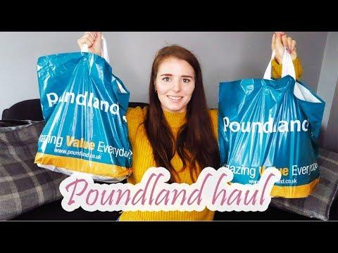 POUNDLAND HAUL | SEPTEMBER 2019 | Sarah Dee