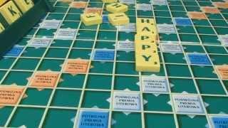 Scrabble Board Game - Mattel