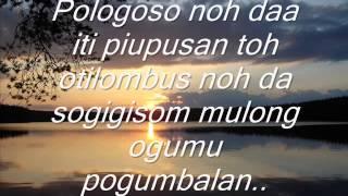 Download Lagu Iya Lansanonku - Benn Simon Bukag mp3