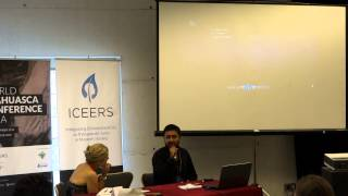 Ponencia Andres Martinez. World Ayahuasca Conference. 260914