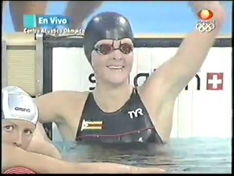 Women 200m Backstroke FINAL Athens 2004 Olympic Games