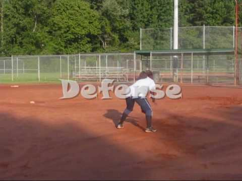 Ariel Lanier: Sofbtall Skills Video
