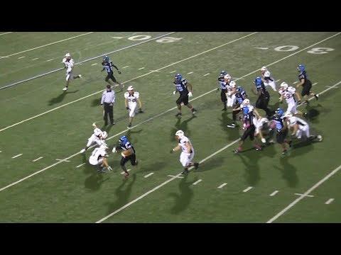 Woodland Hills vs Peters Township - October 18, 2013