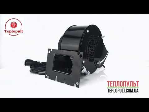 Вентилятор NWS-75/P с дополнительной боковой регулируемой заслонкой