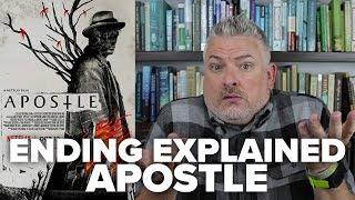 Apostle (2018) Ending Explained - A Netflix Original Film