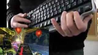 Guitar Hero III - PC Keyboard (noob)