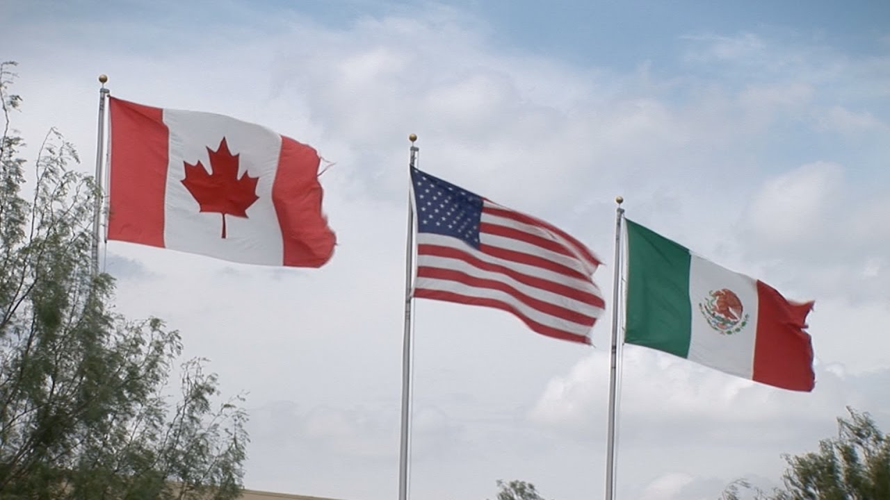 canada part of nafta The 6 advantages of nafta include quadrupling of trade canada ($282 billion) and most cars made in north america now have parts sourced from all three.