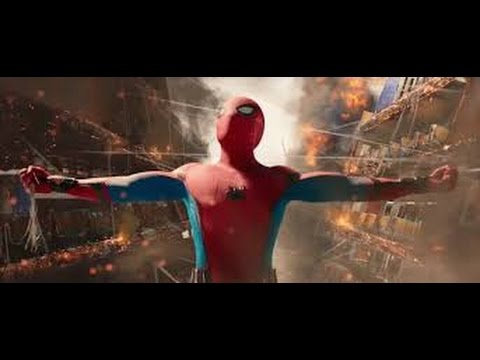 Spider-Man Homecoming ~ Shape of you ~ Ed Sheeran