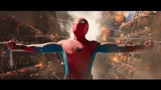 Spider-Man Homecoming ~ Shape of you ~ Ed Sheeran