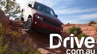 2017 Jeep Grand Cherokee Trailhawk Review | Drive.com.au