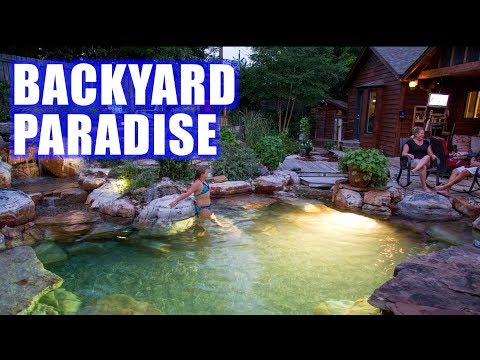 YOU Don't Wanna Miss THIS Backyard Rec Pond!: Greg Wittstock, The Pond Guy