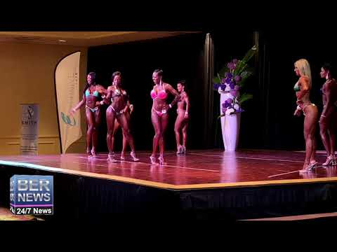 Bodybuilding and Fitness Night Of Champions, July 7 2018