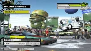 Need For Speed: ProStreet - Race #8 - 1/4 Mile Drag (Willow Springs - Battle Machine)