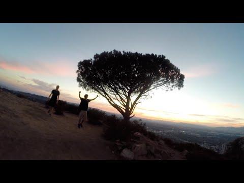 Hiking Eaton Canyon and Wisdom Tree