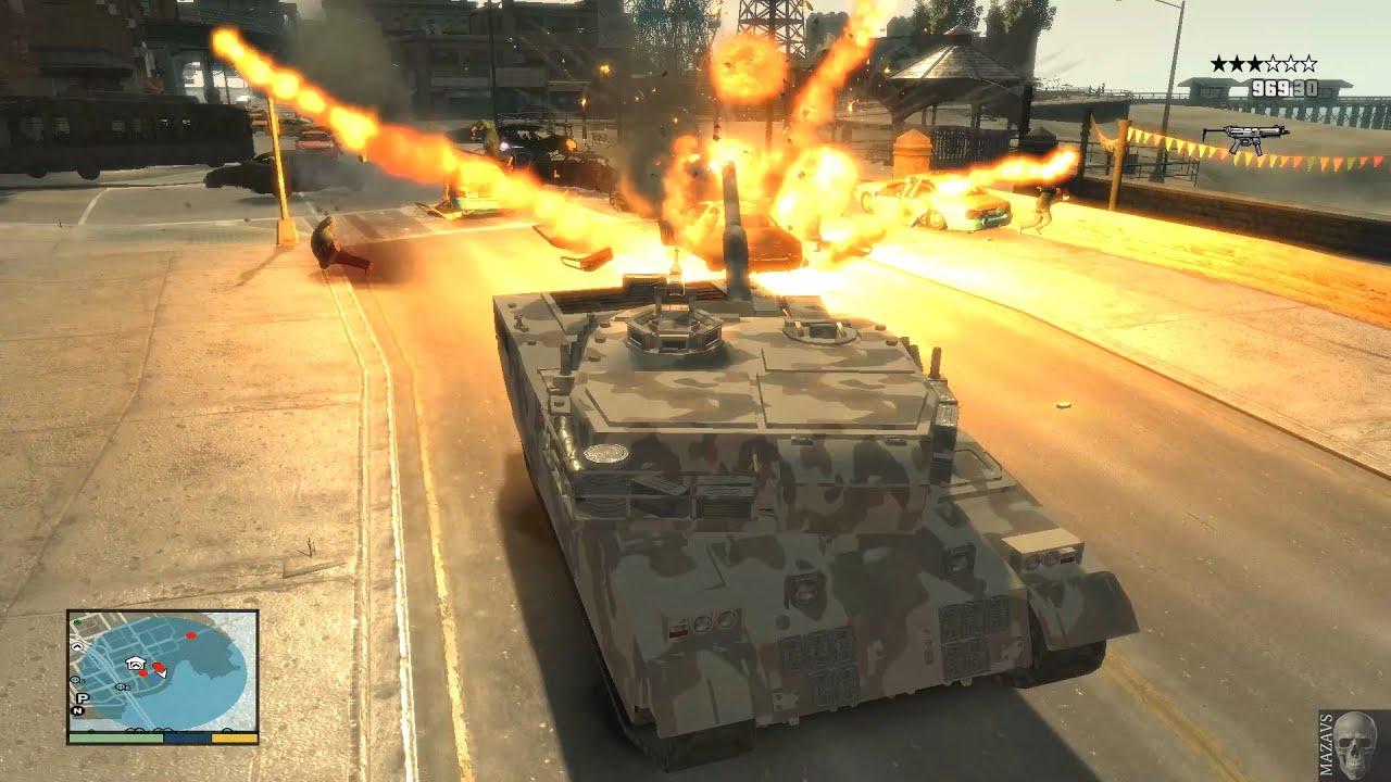 Гта кот танка