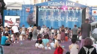 Нино Катамадзе , Усадьба Jazz, 2 июля 2011, Елагин остров