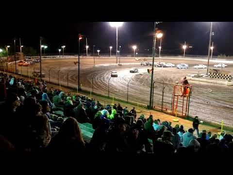 9/8/17 Sycamore Speedway - 15 Lap Spectator Race Part1