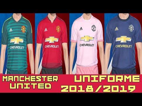 uniforme de manchester united 2016