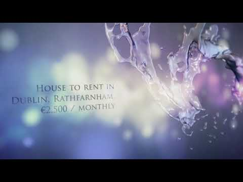 House to rent in Dublin, Rathfarnham, €2,500 / monthly