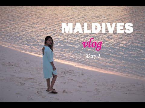 Maldives Travel & Room Tour | The Sun Siyam Iru Fushi Resort | Part 1 Vlog | FashionbyRuda