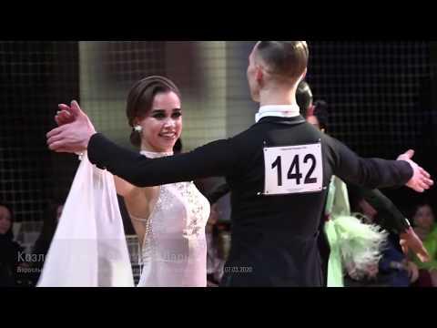 Kozlov Denis - Olyunina Daria | Tango | Siberian Marathon 2020