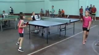 настольный теннис Радсад Николаевская обл., 02.06.2018, игра 3