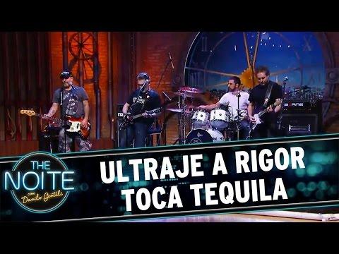 The Noite (26/08/16) - Ultraje a Rigor toca Tequila