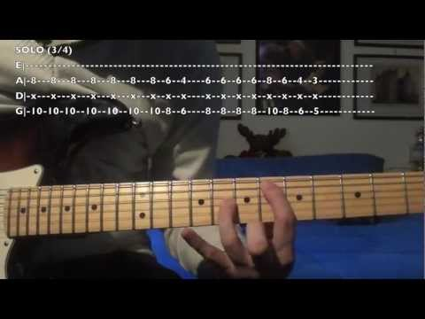 American Idiot - Green Day (Guitar Lesson + Tabs).