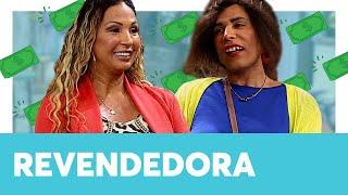 VENDEDORA DIAMANTE! Graça agora é consultora de beleza   Tô de Graça   09/07/2020 EP20