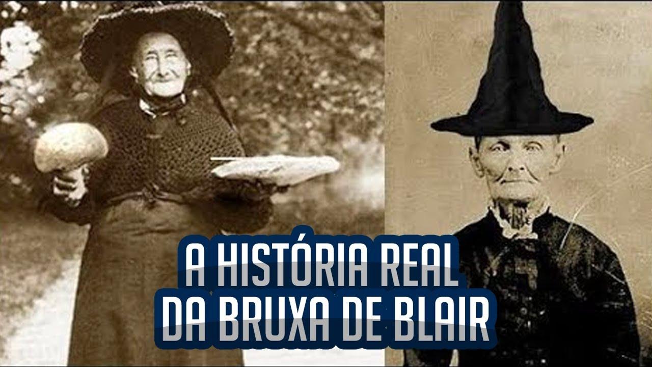 A VERDADEIRA HISTÓRIA POR TRÁS DA BRUXA DE BLAIR, O FILME!!