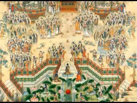 Phật Thuyết Kinh Quán Vô Lượng Thọ Phật - Sūtra of Visualization of Amitāyus Buddha