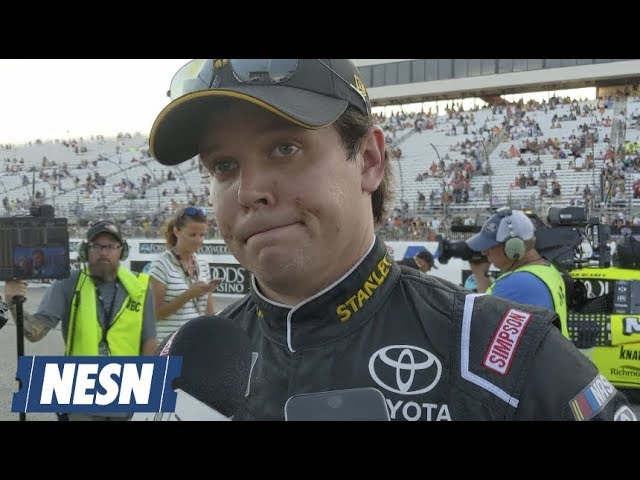 Ricky Stenhouse Jr. Blames Erik Jones For Wreck, Jones Fires Back