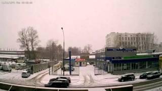 Видеозапись с уличной IP камеры Zodikam 305( 1920 x 1080 Пикс, День, Улица)