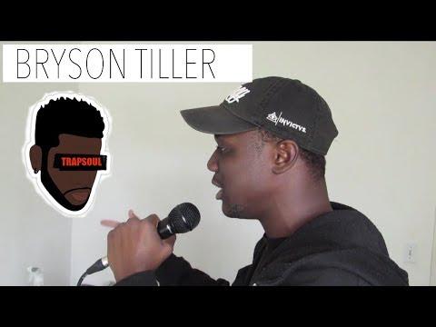 Bryson Tiller Voice Impression