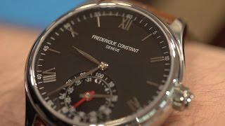 Hands On With The Luxury Hand Made Frederique Constant Smartwatch