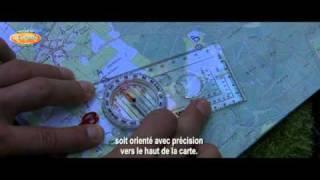 Carte et boussole - A.S.Adventure Outdoor Academy
