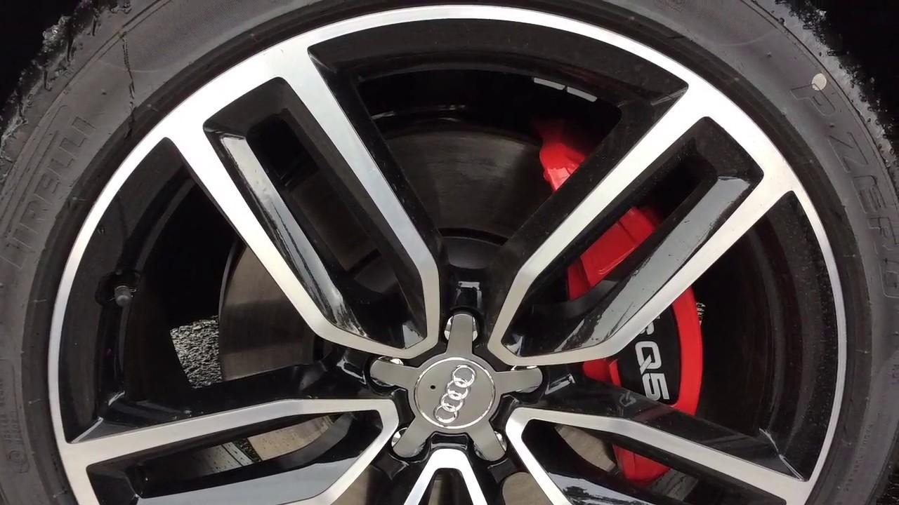2017 Audi SQ5 Black Optic Package