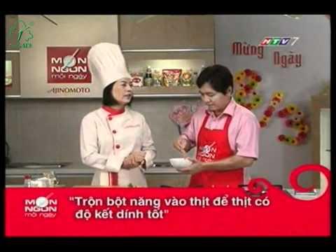 MON NGON MOI NGAY   CA LOC HAP BAU