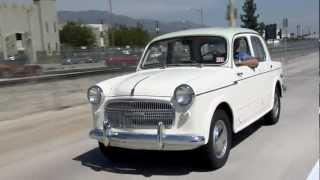 1959 Fiat Millecento - Jay Leno