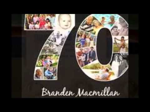 & 70th birthday gift ideas for grandpa - YouTube