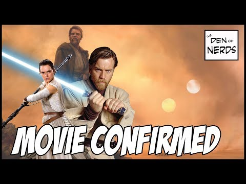 ObiWan Movie Confirmed! Stephen Daldry In Talks To Develop Kenobi Film! Rey's Lineage Explored??