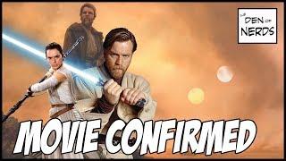 Obi-Wan Movie Confirmed! Stephen Daldry In Talks To Develop Kenobi Film! Rey's Lineage Explored??