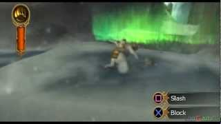 The Golden Compass - Gameplay PS2 HD 720P