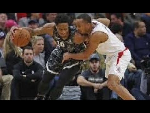 San Antonio Spurs vs Los Angeles Clippers NBA Full Highlights (21st January 2019)