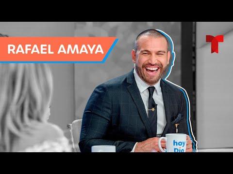 Rafael Amaya rompe el silencio: 'estaba perdido' (entrevista completa)   Telemundo