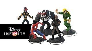 Disney Infinity: Marvel Super Heroes (2.0 Edition) - Spider-Man & Friends Spotlight