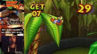 TSA: Donkey Kong 64 (Wii U VC) - 101% Playthrough (2/?)