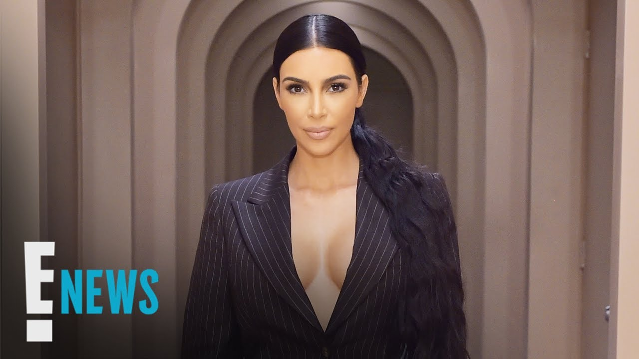 Kim Kardashian Baptizes Kids In Armenia | E! News