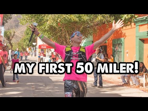The Caballo Ultra Marathon-My First 50 Mile Race