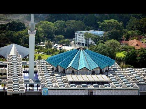 Sejarah Pembinaan Masjid Negara Kuala Lumpur